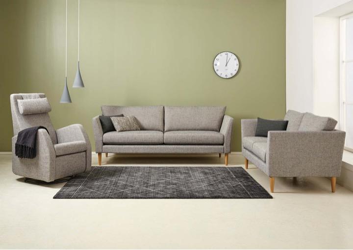 Kaarna sohva - Finsoffat