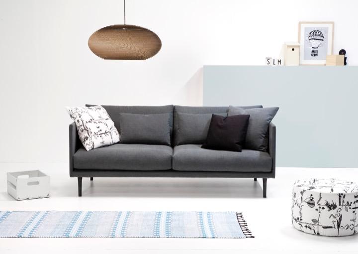 Slim sohva - Kalusteheinoset