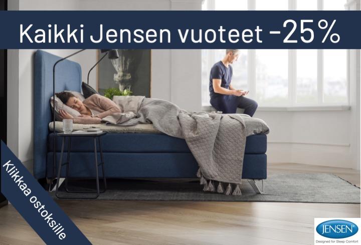 Jensen Ale - Jensen vuoteet ale hintaan