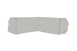 Kulmasohvan suojapeite 225x225cm